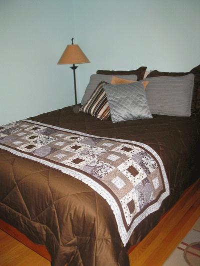 Bed Runner!