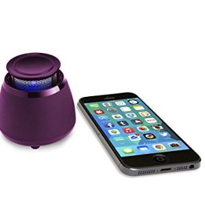 Wireless Bluetooth Speaker - Hands Free Bluetooth Speaker - for iPhones, iPads, Androids, Samsung and all Phones, Tablets, Computers