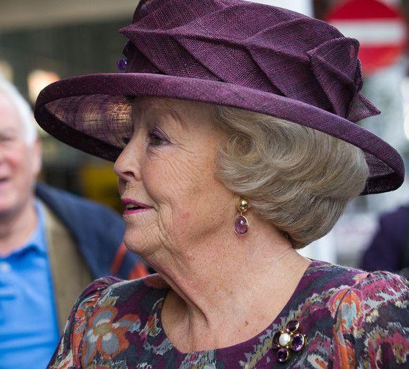 Queen Beatrix Photo - Queen Beatrix Of The Netherlands Christens Pilot Ship 'Polaris'