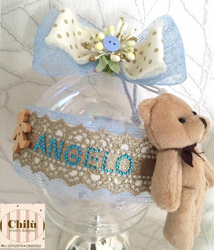 Angelo ball handmade
