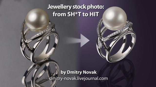 Jewellery stock photo processing - 3 hrs in 20 min timelapse on Vimeo
