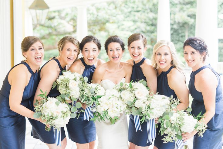 Ellis & Steven's southern wedding at the historic William Aiken House | Charleston, SC | Photo by Catherine Ann Photography