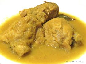 Recetas Monsieur Cuisine: Pollo al Curry