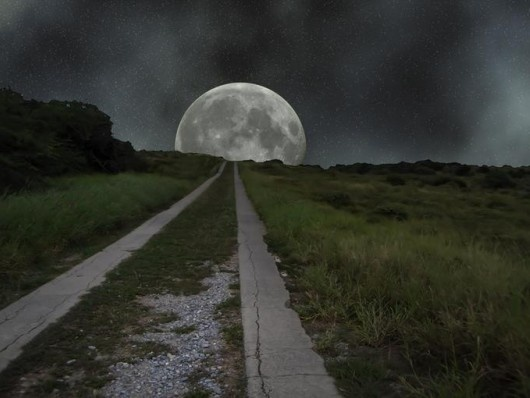 walk to the moonLights, Paths, Nature, Goodnight Moon, Beautiful, Places, Roads, Moonlight, The Moon