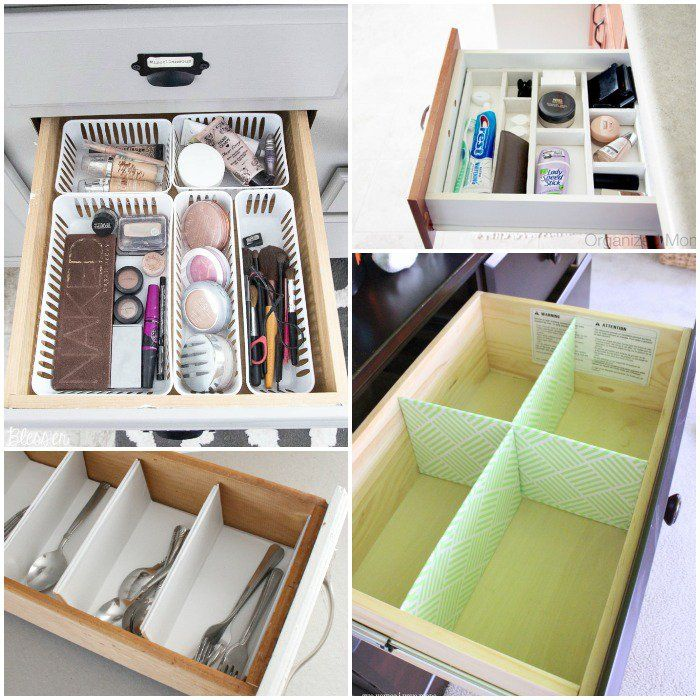15 Drawers That Are More Organized Than You The O 39 Jays Drawers And Bathroom Drawers