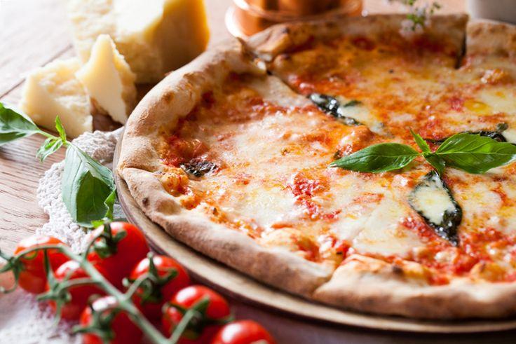 Пицца на тонком тесте калорийность
