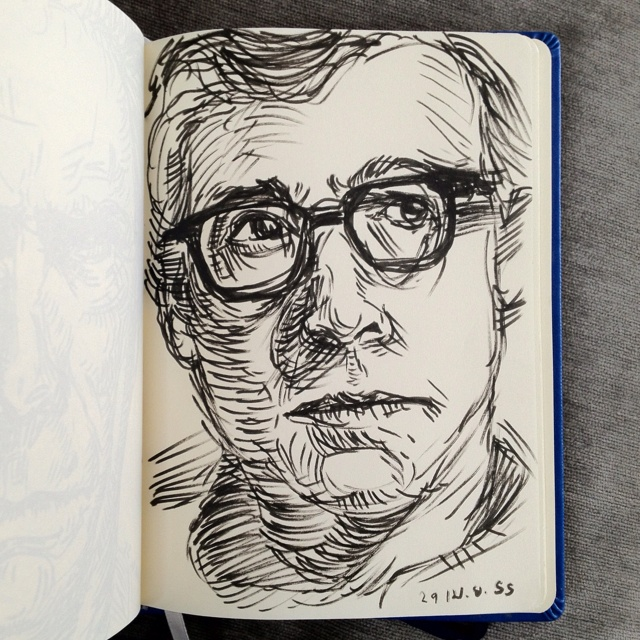 Woody Allen (young)