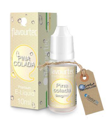 #eliquid #ecig #vape #vapefam #vapenation #vaping #ejuice Flavourtec Pinacolada eliquid - Pina Colada Flavoutec liquid geeft je het gevoel van zomer, zon en feesten! Deze liquid heeft het echt allemaal! De perfecte mix van ananas, kokosnoot, creme en Jamaaicaanse rum maken deze eliquid tot een geweldige smaak. - Price: €3.49. Buy now at https://www.esmokeflavours.com/flavourtec-pina-colada.html