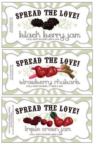 Best 20+ Jam jar labels ideas on Pinterest