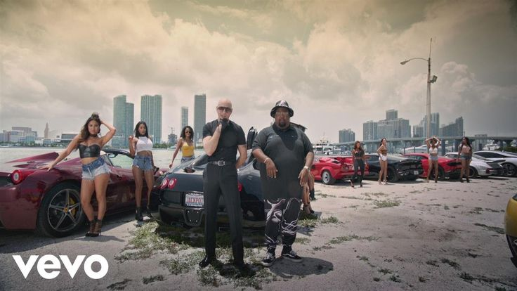 You don't have to ask me twice. LOL....Pitbull - Greenlight (Official Video) ft. Flo Rida, LunchMoney Lewis