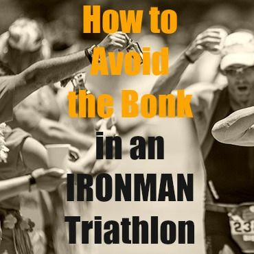 How to Avoid the Bonk in an IRONMAN Triathlon #USAT #USATRIATHLON #IronmanTri #Nutrition #Triathlon https://www.teamusa.org/USA-Triathlon/News/Blogs/Fuel-Station/2016/November/01/How-to-Avoid-the-Bonk-in-an-IRONMAN-Triathlon