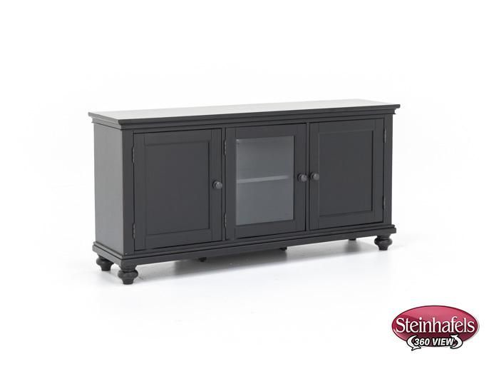 """Steinhafels - Oxford Black 65"""" Console - The 65"""" Oxford console comes in three attractive finishes, Black, Whiskey Brown and Peppercorn. There are matching occasional tables to complete your room. #livingroom #livingroomideas #livingroomdecor #livingroomfurniture"""