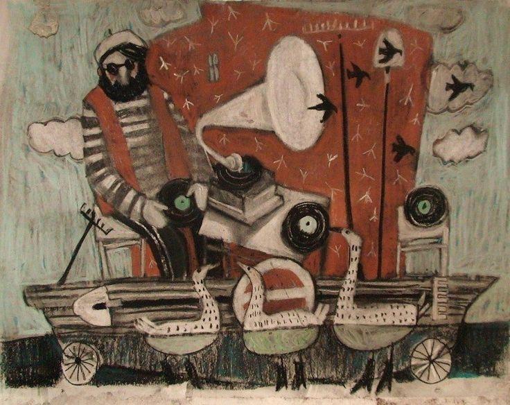 Алиса Юфа. Рисунки – 99 фотографий