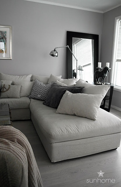 another sectional that I could cozy up on.