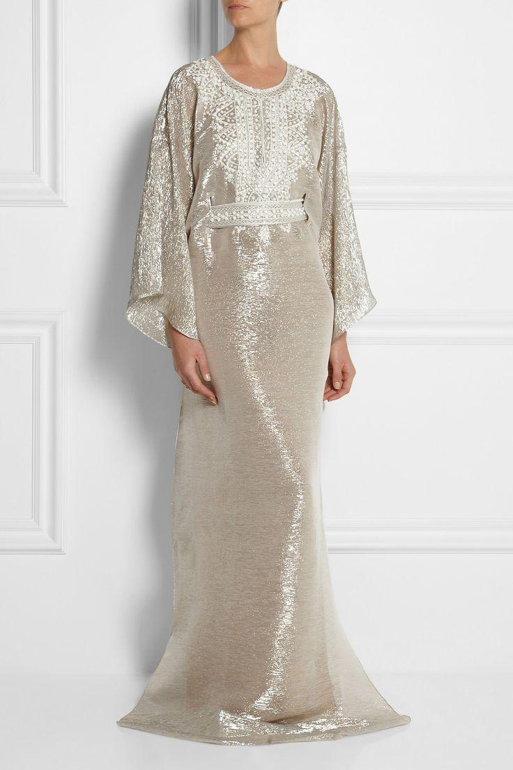 2526 best images about models gandoura abaya on pinterest for Caftan avec satin de chaise