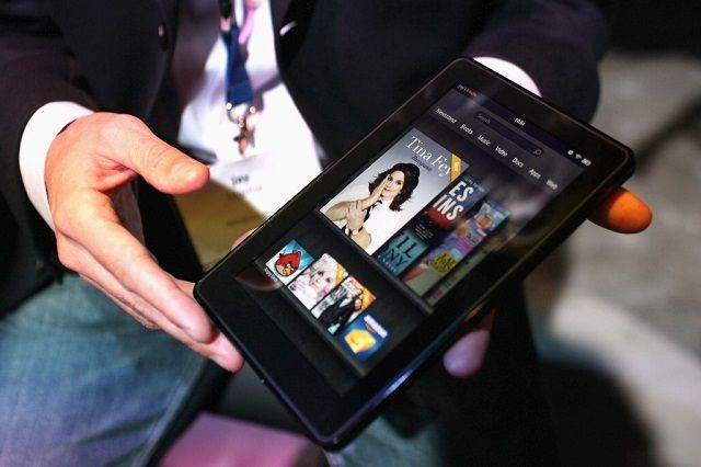 Amazon Kindle Fire: технические характеристики и функциональность