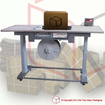 STEP Ergo Strap Table  Ergonomical design, which secure good working conditions with corect height and less handling cost.