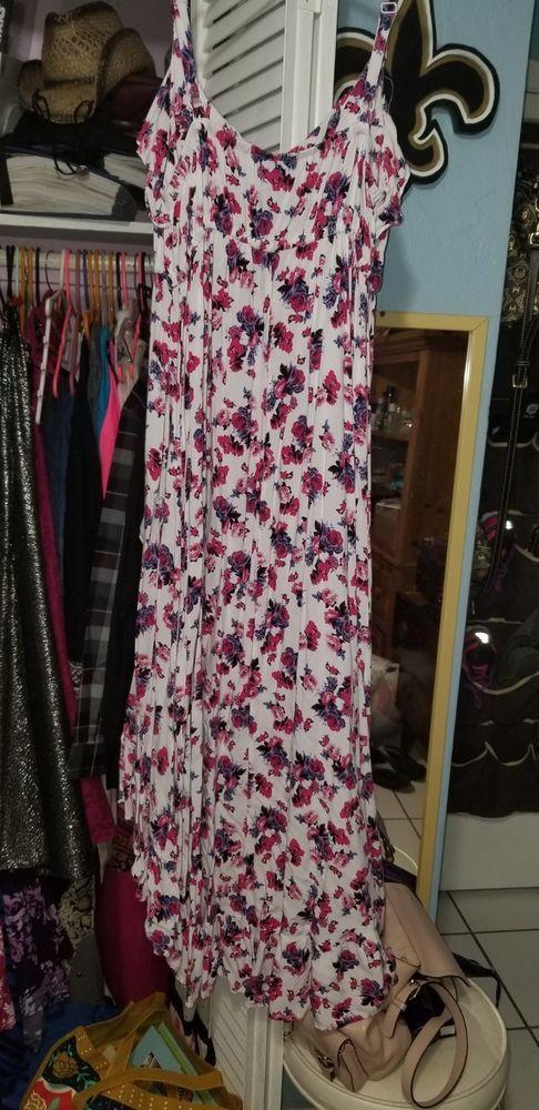 12815b16aca5 torrid maxi dress hi lo size 1  fashion  clothing  shoes  accessories   womensclothing  dresses (ebay link)
