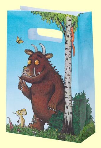 Gruffalo Party Loot Bags