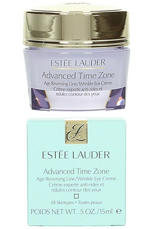 Estee Lauder/Advanced Time Zone Age Reversing/Wrinkle Eye Cream 0.5 Oz 0.5 Oz Eye Care Cream 0.5 Oz