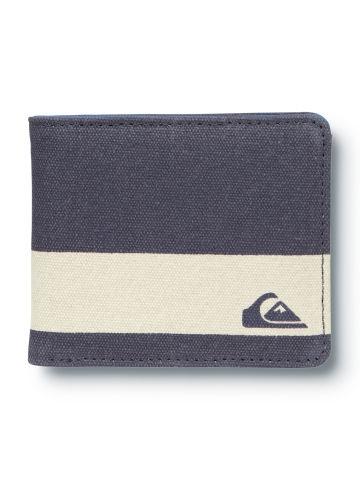 Navy Blue (leather interior) Landmark Wallet - $17.60