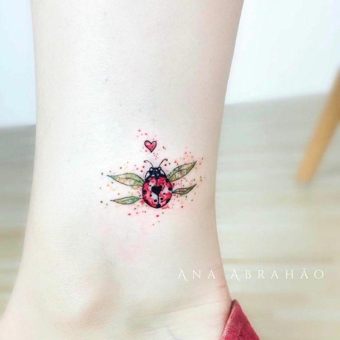 ▷ 1001 + Ideen und Modelle für schöne kleine Tattoos – Coole Tattoos