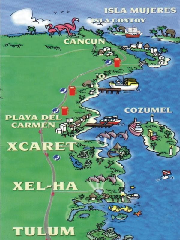 What to do at the Riviera Maya...                                                                                                                                                                                 More