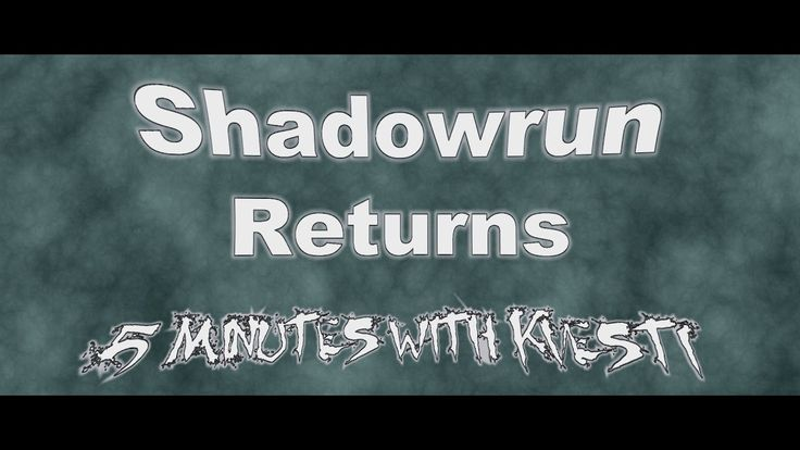 Shadowrun Returns (Casual Gaming Review) - 5 Minutes from Kvesti
