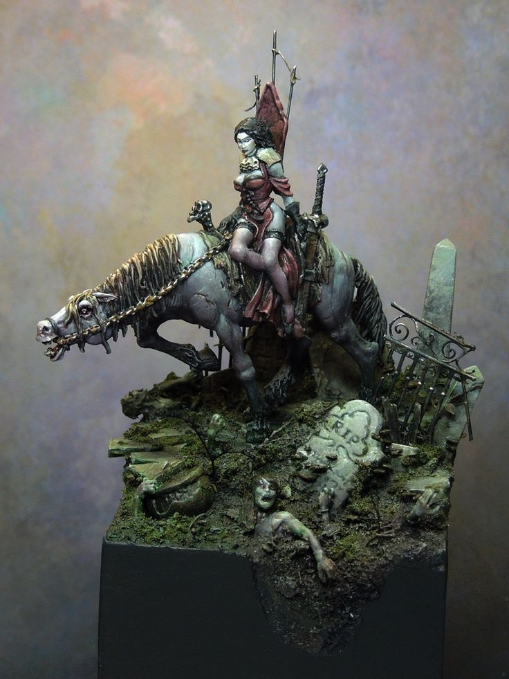 Queen of the Undead converted