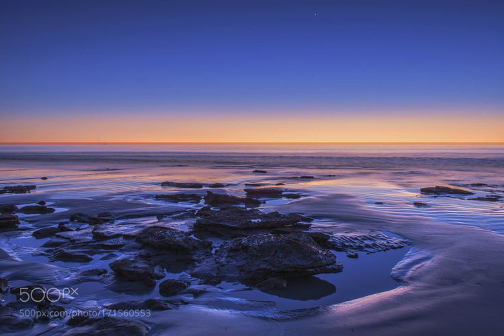 Sunset in Broome by DorothyChan1