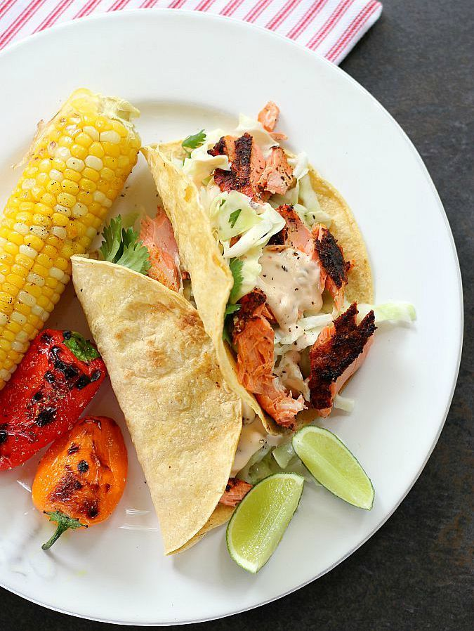 17 Best Ideas About Best Fish Taco Recipe On Pinterest