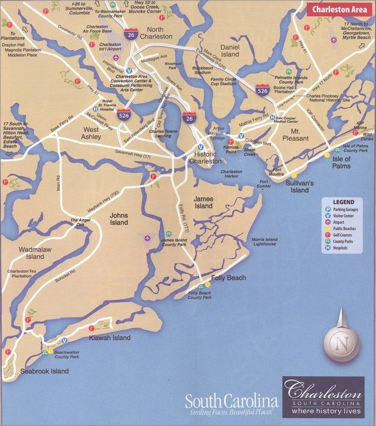 Frommer S South Carolina Beaches