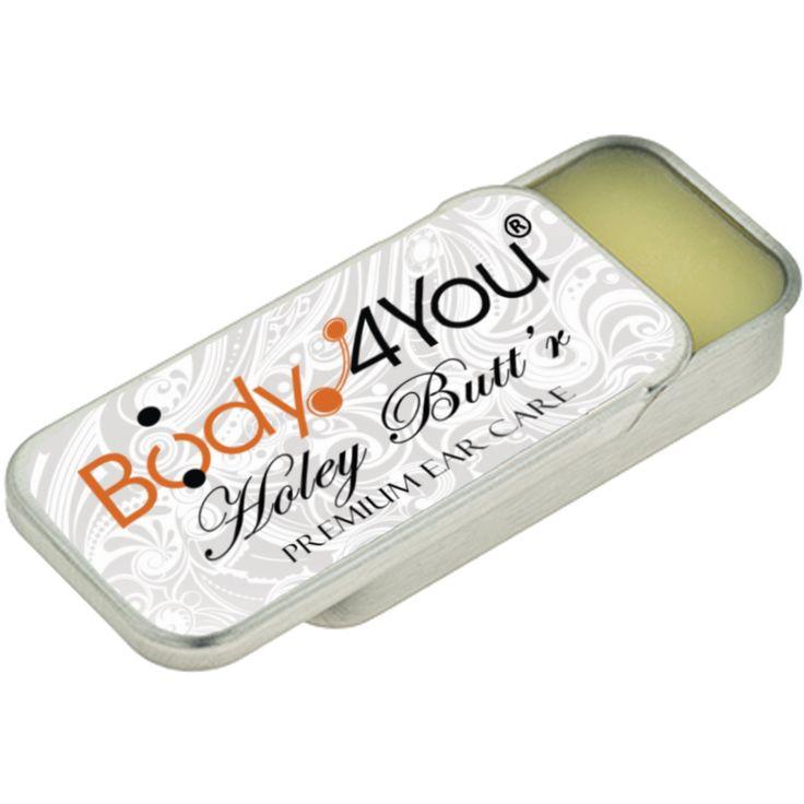 BodyJ4You® Premium Stretched Ear Lobe Cream Ear Stretching Gauging