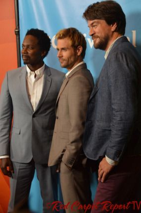 Cast of Constantine  Interviews with Stars of 2014-2015 Shows at NBCUniversal's 2014 Summer TCA Tour #TCA14  http://www.redcarpetreporttv.com/2014/07/15/interviews-with-stars-of-2014-2015-shows-at-nbcuniversals-2014-summer-tca-tour-tca14/