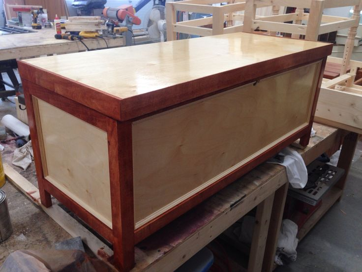 Cedar Lined Hope Chest Plans Woodworking Projects Amp Plans