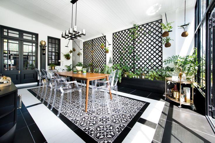 House Malherbe-Lan - Conservatory