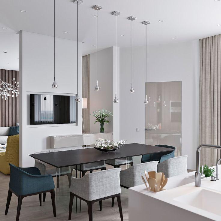 blue-and-grey-dining-room-theme.jpg 1,200×1,200 像素