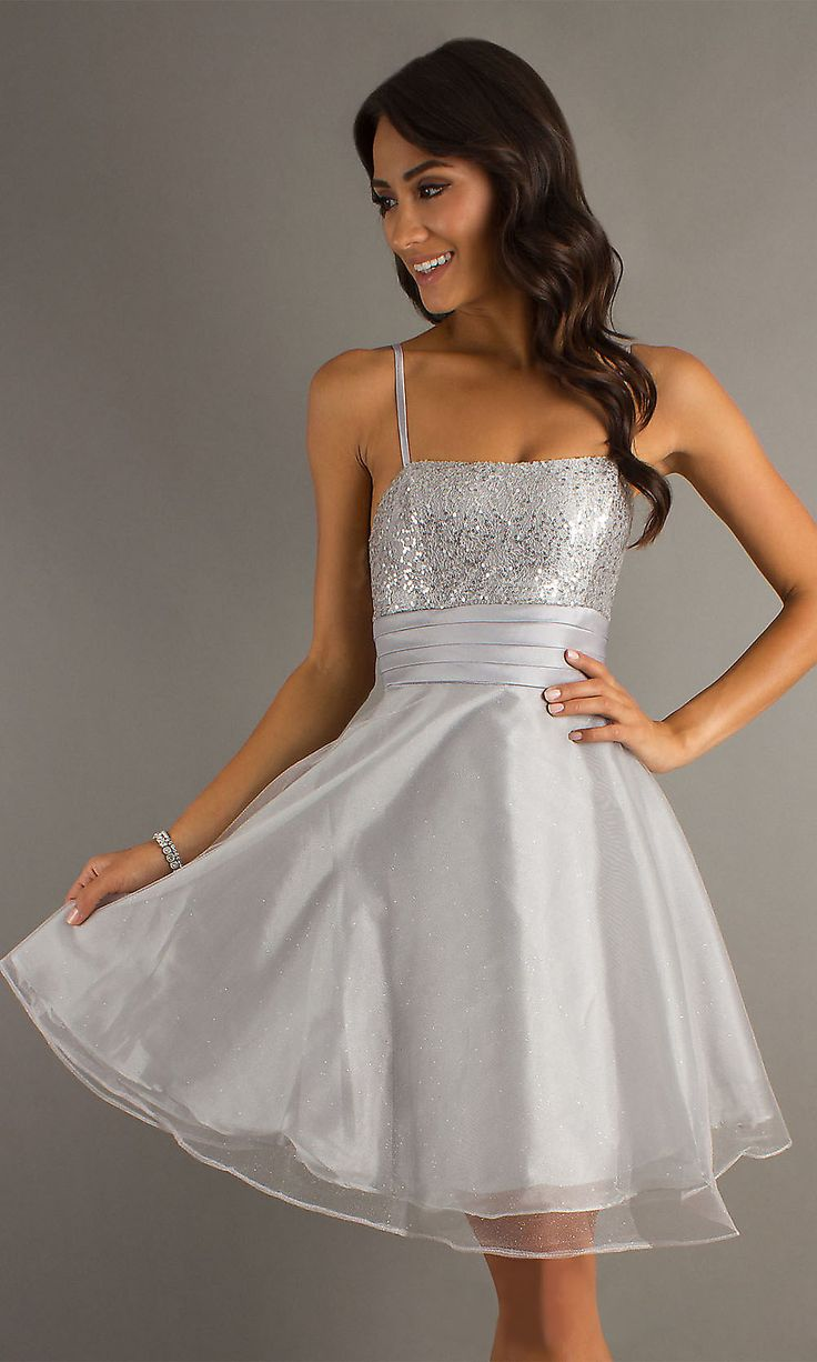 Quince Dresses Light Grey