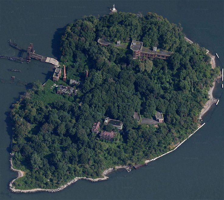 The North And South Brother: Two Abandoned Islands In The