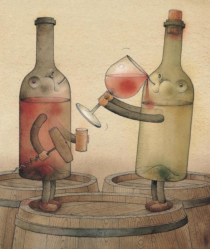 Картинки плохая, прикольные картинки с вином