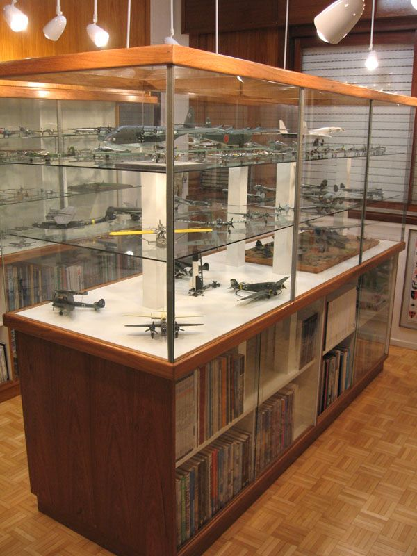 How To Build A Display Cabinet For Model Cars