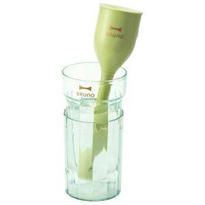 カップに挿すだけで、身の周りの空間を加湿するコンパクトな卓上型加湿器。【超音波加湿器 TULIP STICK 2】
