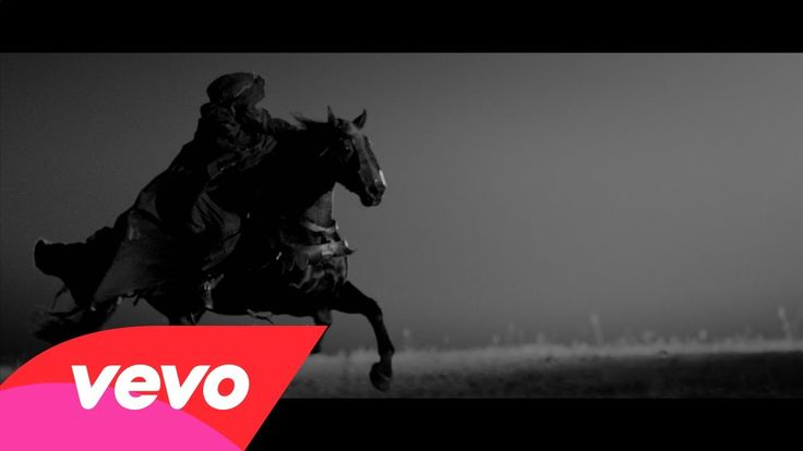 Volbeat ~ Lonesome Rider ft. Sarah Blackwood - LOVE her voice! (She's also the girl part of Somebody That I Used To Know)