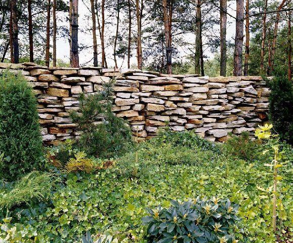 Ogrodzenia - przykłady realizacji - zdjęcie