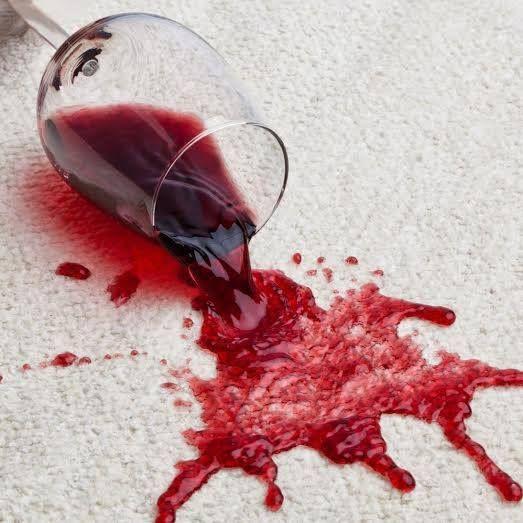 Acontece com regularidade sujar a toalha com vinho tinto?Aqui está a solução! #Mancha_de_vinho_tinto #receitas #dicas #truques #manchas #vinho #tinto #toalhas