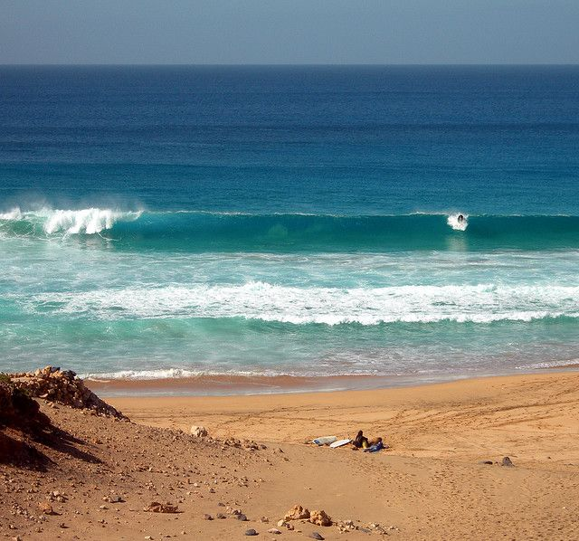 Where I'll be this summer enjoying some of the best surf! Fuertventura, Canary Islands Spain.