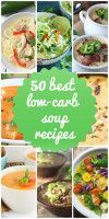 Low-Carb Soup Recipe ideas