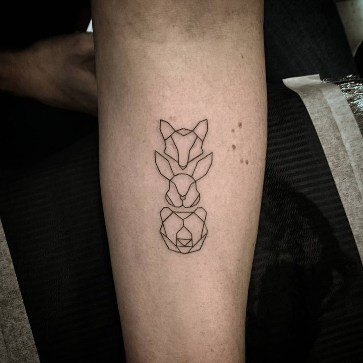 47 Best Minimalist Tattoo Images On Pinterest