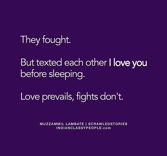 Our love always prevails