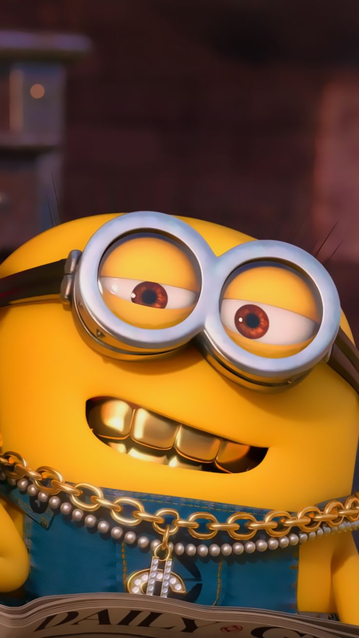 Hd wallpaper tap -  Tap And Get The Free App Art Cartoon Fun Despicable Me Minions 2015